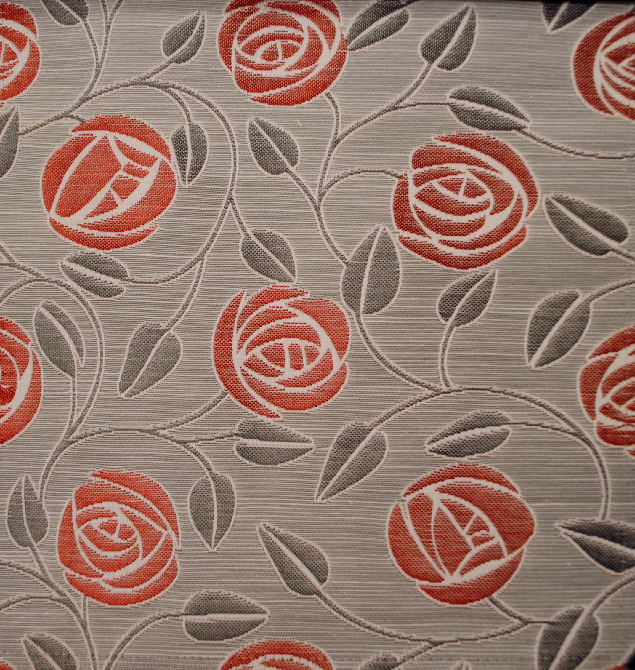 Rennie Mackintosh Curtain Fabric Functionalities Net
